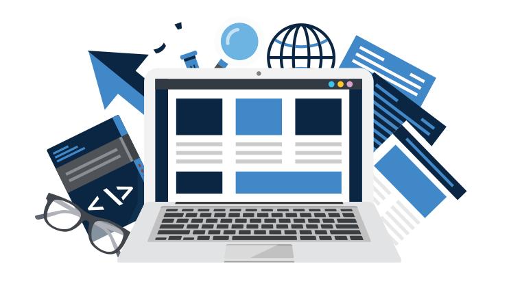 Design custom website